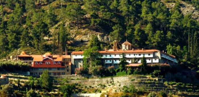 The Monastery of Panagia – Machaira's